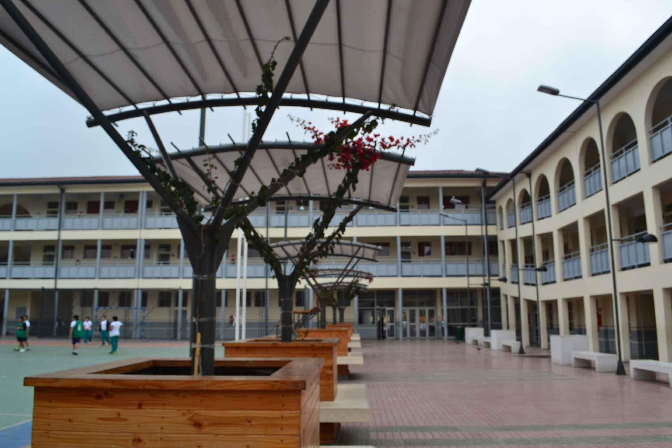 Colegio San Viator de Ovalle (Chile) – 50º aniversario – 01