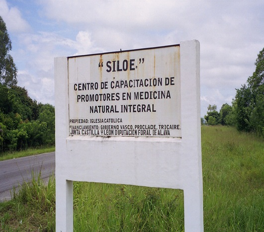 Centro de Salud Siloé-Jutiapa