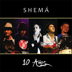 Tapa Shemá 10 años