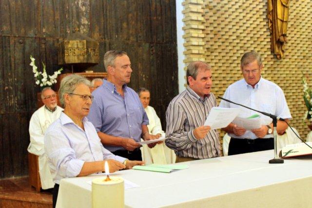 Clérigos de San Viator - 50º aniversario