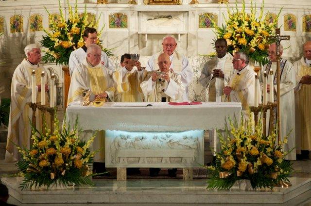 125º aniversario de la parroquia San Viator de Chicago