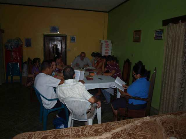Comunidad Viatoriana -Jutiapa (La Atlántida -Honduras)
