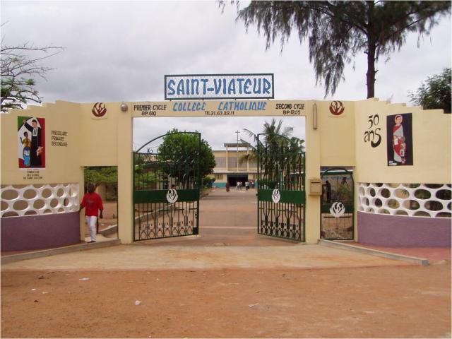 Collége Saint-Viateur de Bouaké (Costa de Marfil)