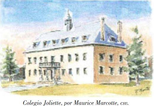 Colegio Joliette de Maurice Marcotte