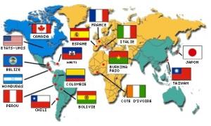 Viatores por el mundo