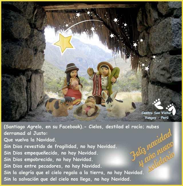 Feliz Navidad_San Viator de Yungay