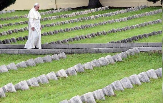 El papa contra la muerte