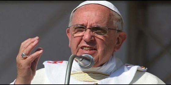 papa contra la violencia