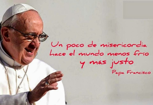 El papa Francisco y la misericordia