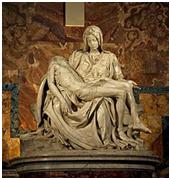 Michelangelo-Piedad