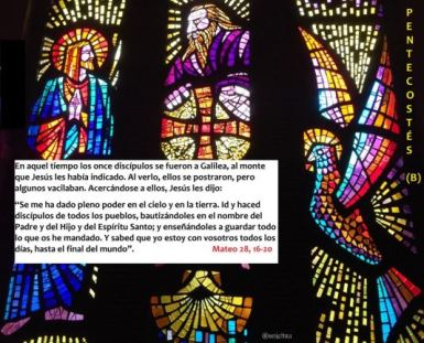 Festividad de la Santísima Trinidad
