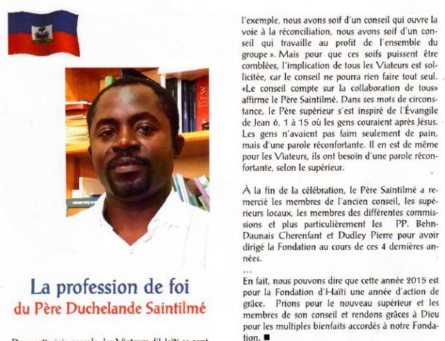Saint Viateur_Haiti