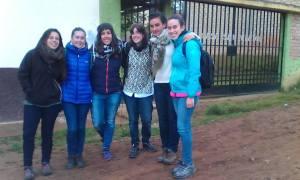 Cooperantes de SERSO San Viator en Cutervo