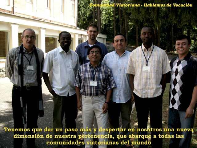 Vocaciones, Vocaciones Religiosas, Vocaciones Viatorianas