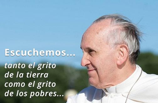 Resultado de imagen para jornada mundial de oracion por la creacion papa francisco