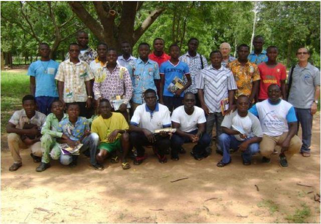 Rencontre d'Eveil Vocationnelle CSV_Burkina Faso
