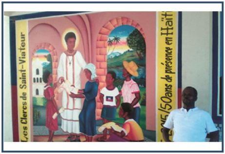 50º aniversario de la Fundación Viatoriana de Haití