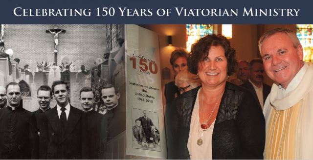 150 years of Viatorian Ministry