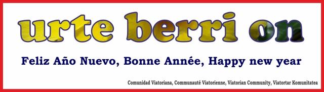 Urte berri on_viatortar komunitatea