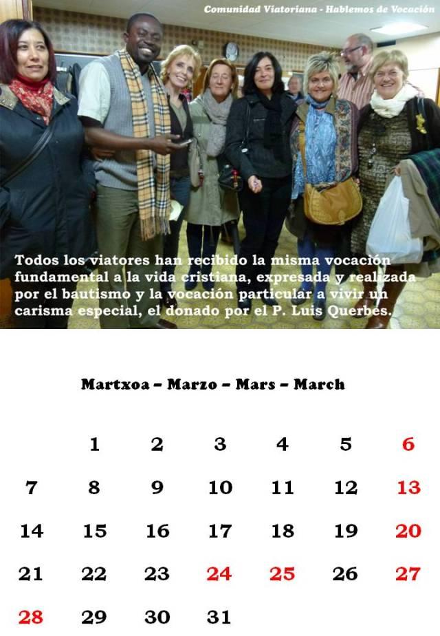 3 Martxoa-Marzo