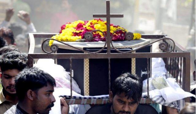 Ataque contra cristianos en Lahore