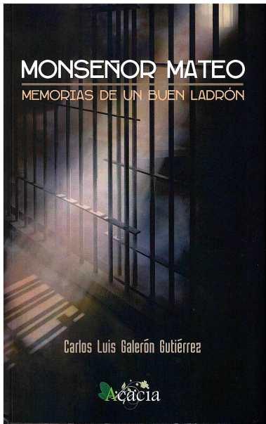 Libro escrito por Carlos Luis Galerón
