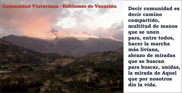 Vocaciones religiosas, vocación religiosa, vocaciones viatorianas, comunidad viatoriana, vocación, vocaciones,