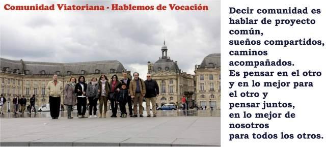Vocaciones religiosas, vocaciones viatorianas, comunidad viatoriana, vocación, vocaciones,