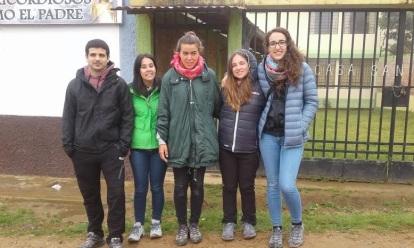 Juventud Cooperante Vasca - Cutervo