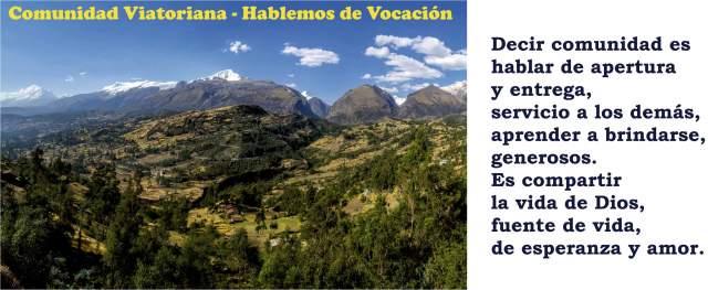 Vocaciones, vocación religiosa, vocación viatoriana, vocaciones religiosas