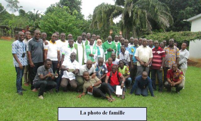 Clerigos de San Viator de Costa de Marfil