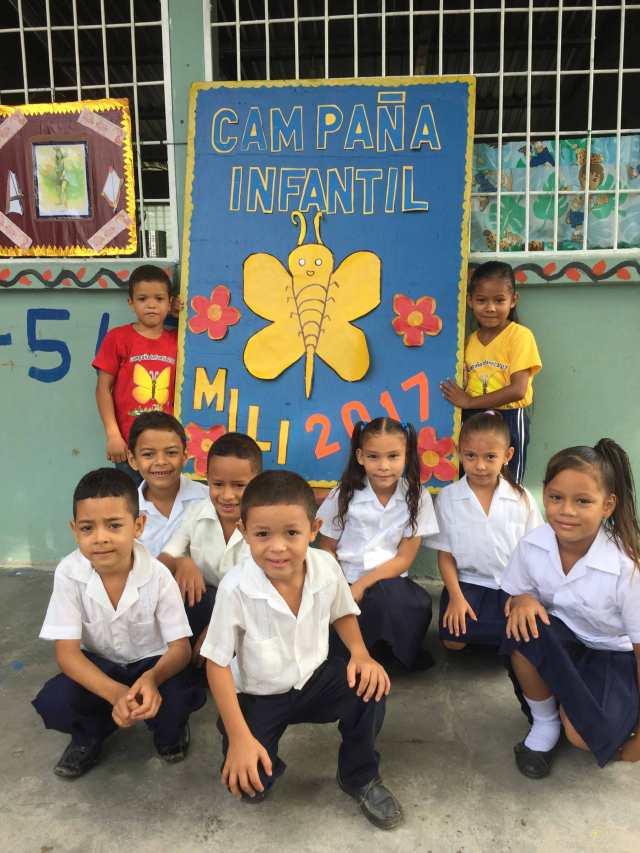 Campaña Infantil 2017 - Ntra. Sra. del Tránsito - Jutiapa (Honduras)