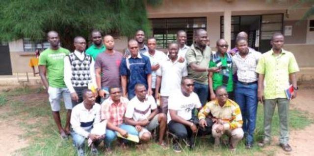 Campo Vocacional Burkina Faso
