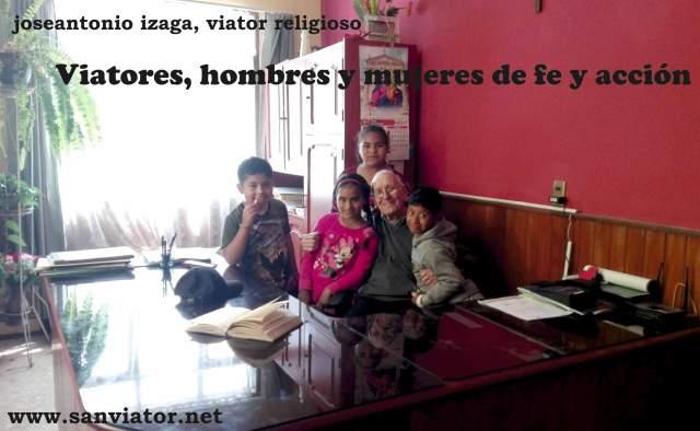 Religiosos Clérigos de San Viator en Bolivia