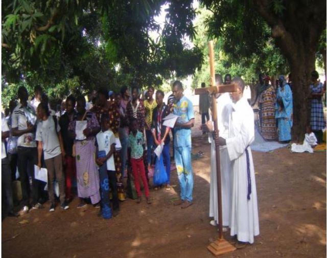 Clercs de Saint Viateur de Burkina Faso